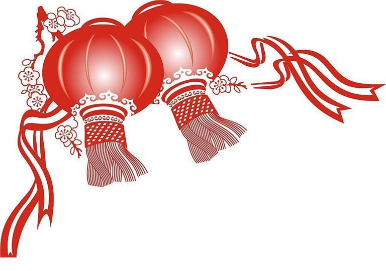 Chinese clipart border. Dragon page new year