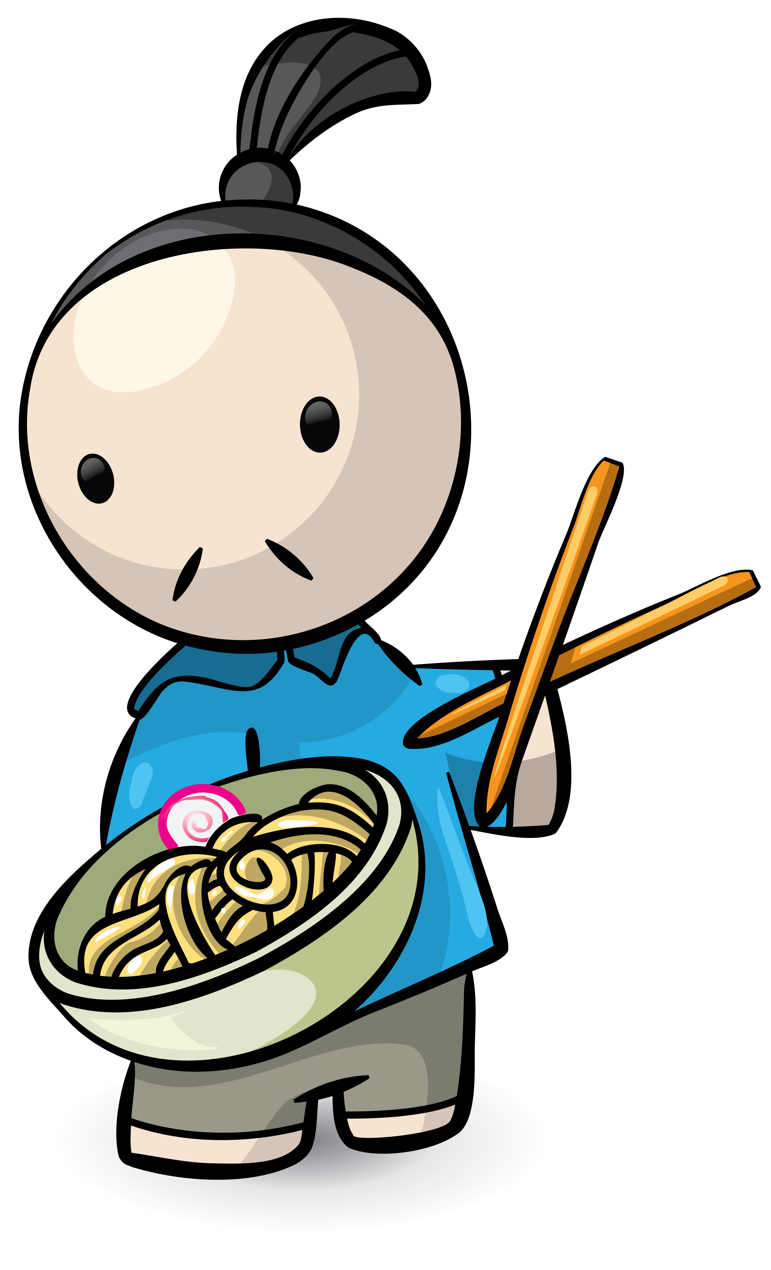 Free japanese guy cliparts. Asian clipart animation