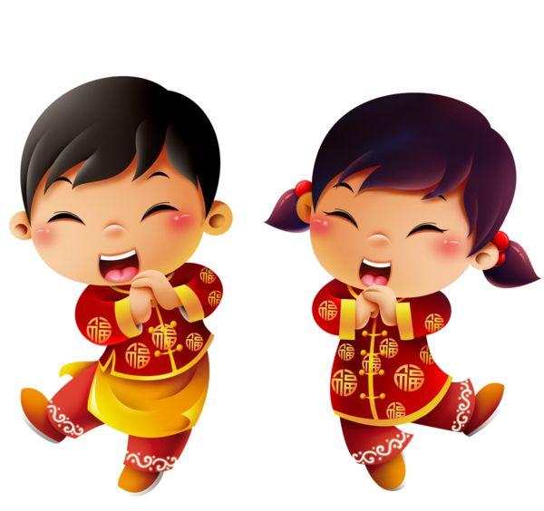 best c p. Chinese clipart chibi