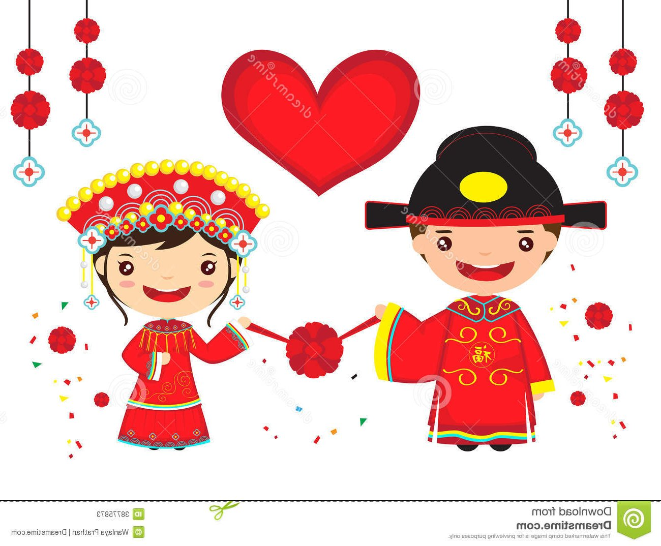 Many interesting cliparts traditional. Chinese clipart costume chinese