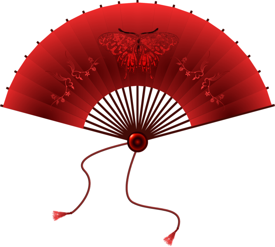 Fan clipart group photo. Png chinese by o