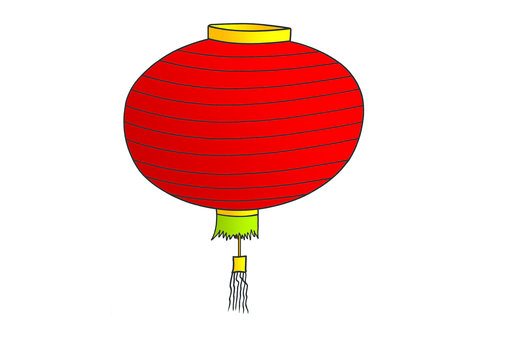 Chinese clipart lantern. New year learnenglish kids