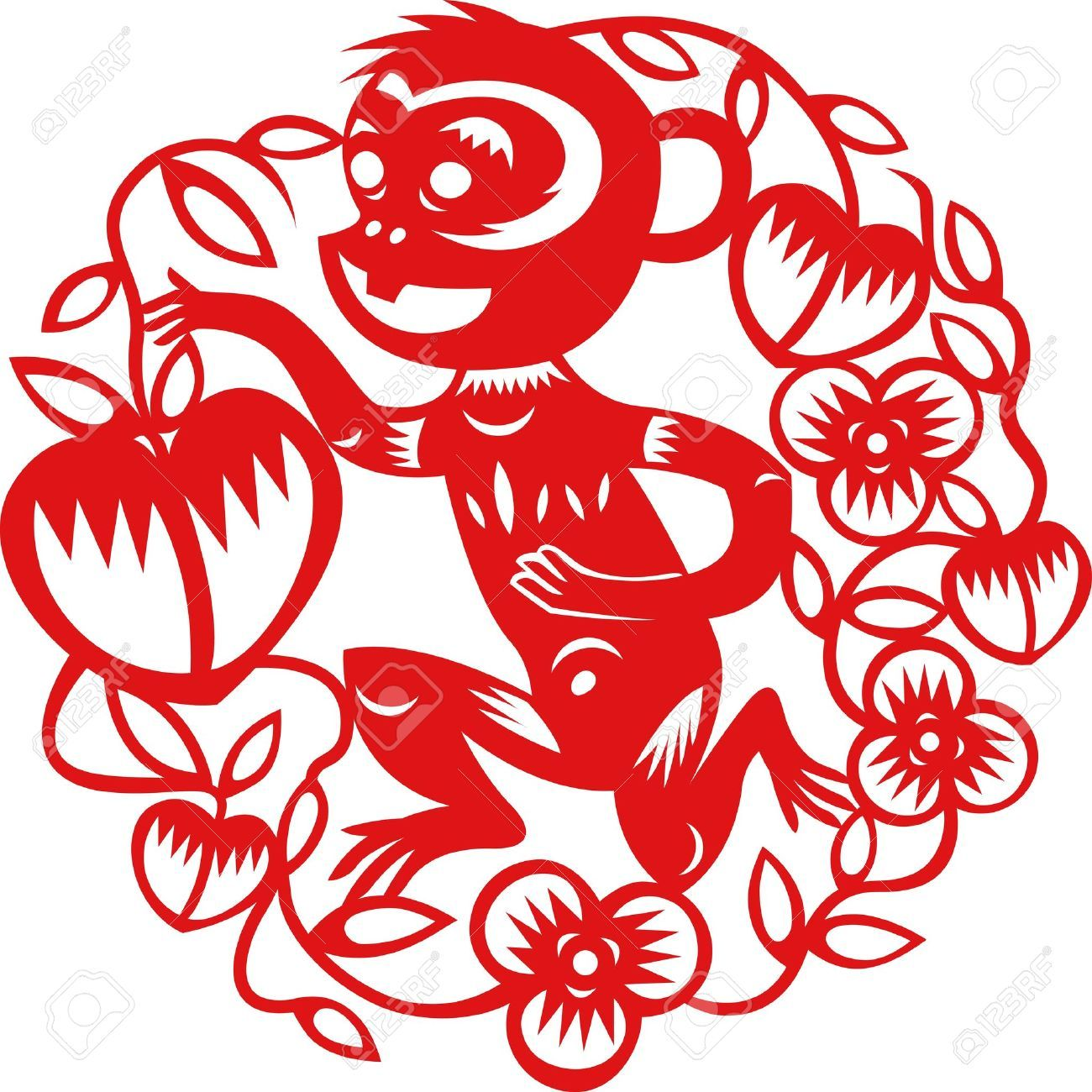 Related image rd grade. Monkeys clipart chinese new year