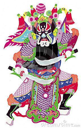 Chinese clipart peasant japanese.  best folk art