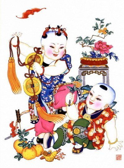 best new year. Chinese clipart peasant japanese