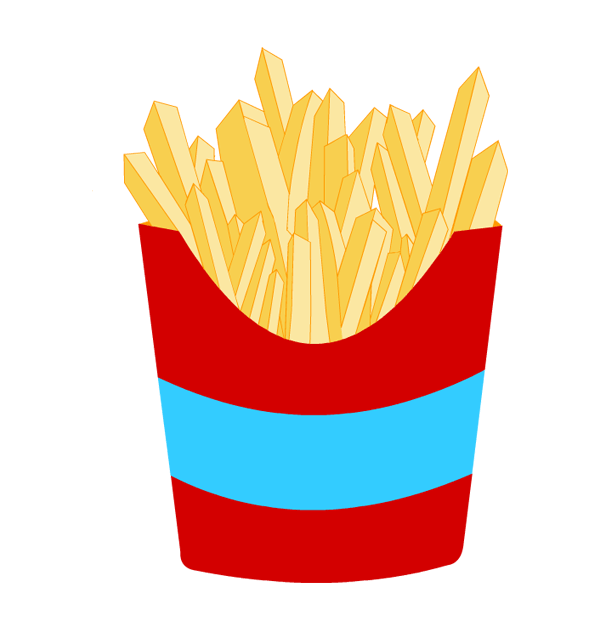 Chip station . Chips clipart