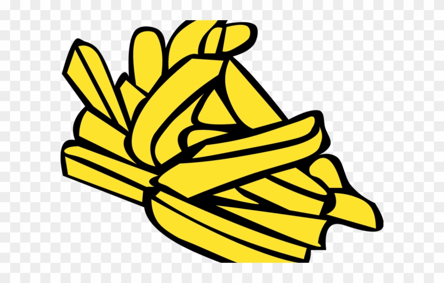 Potato french fries clip. Chips clipart animated