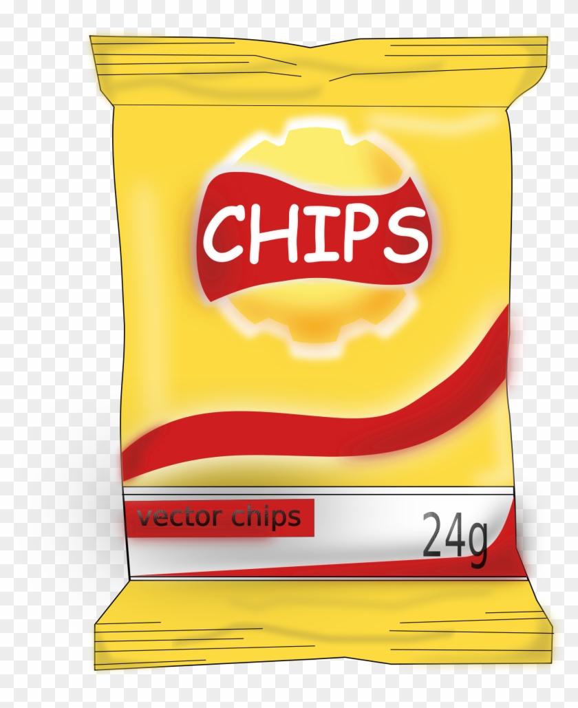 Clip art images generic. Chip clipart bag chip