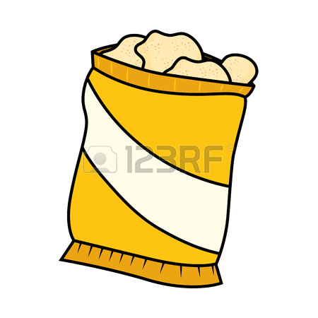 Of free download best. Chips clipart bag chip