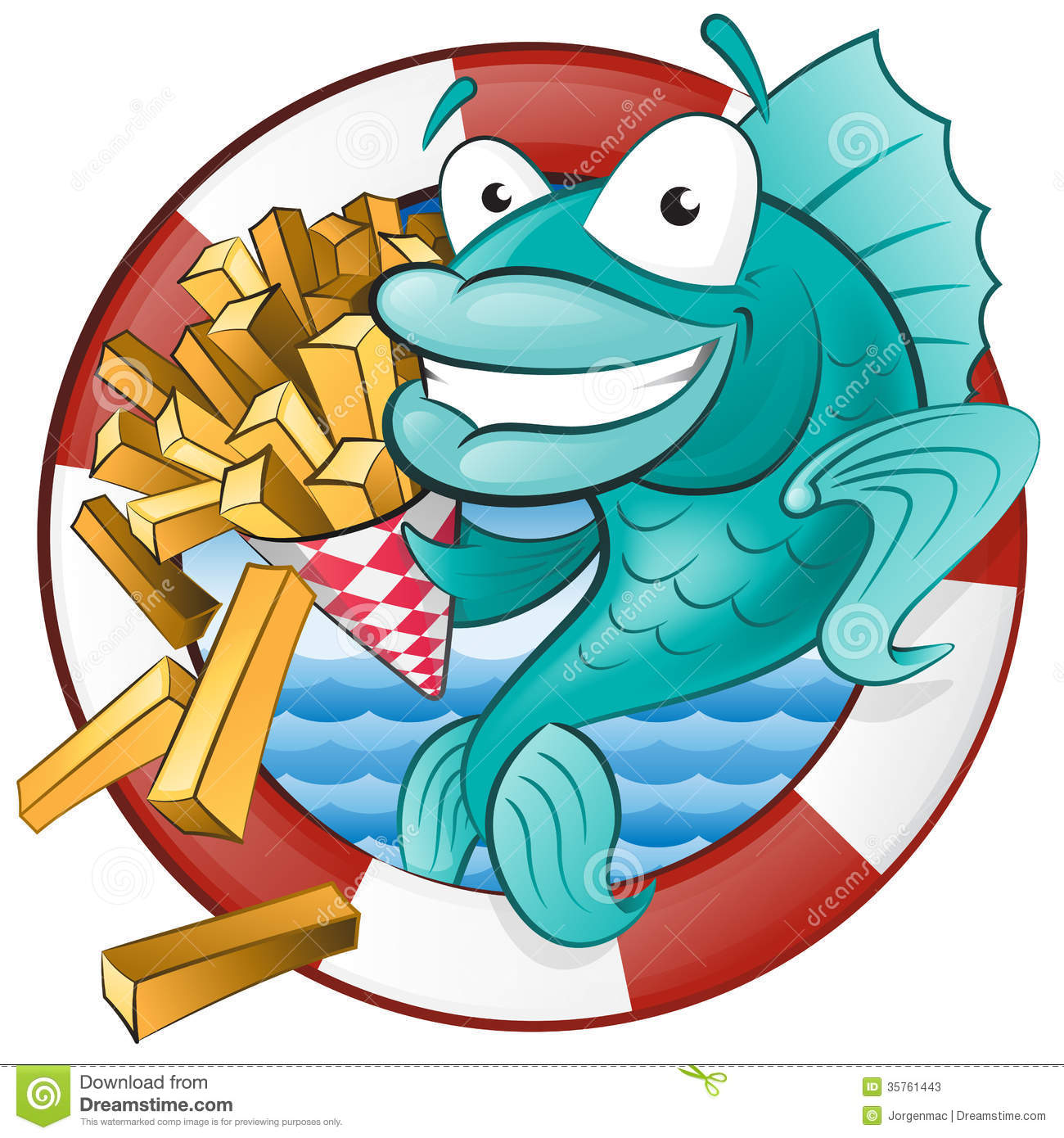 Fish and chips free. Chip clipart cartoon