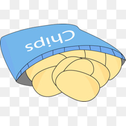 chip clipart cartoon
