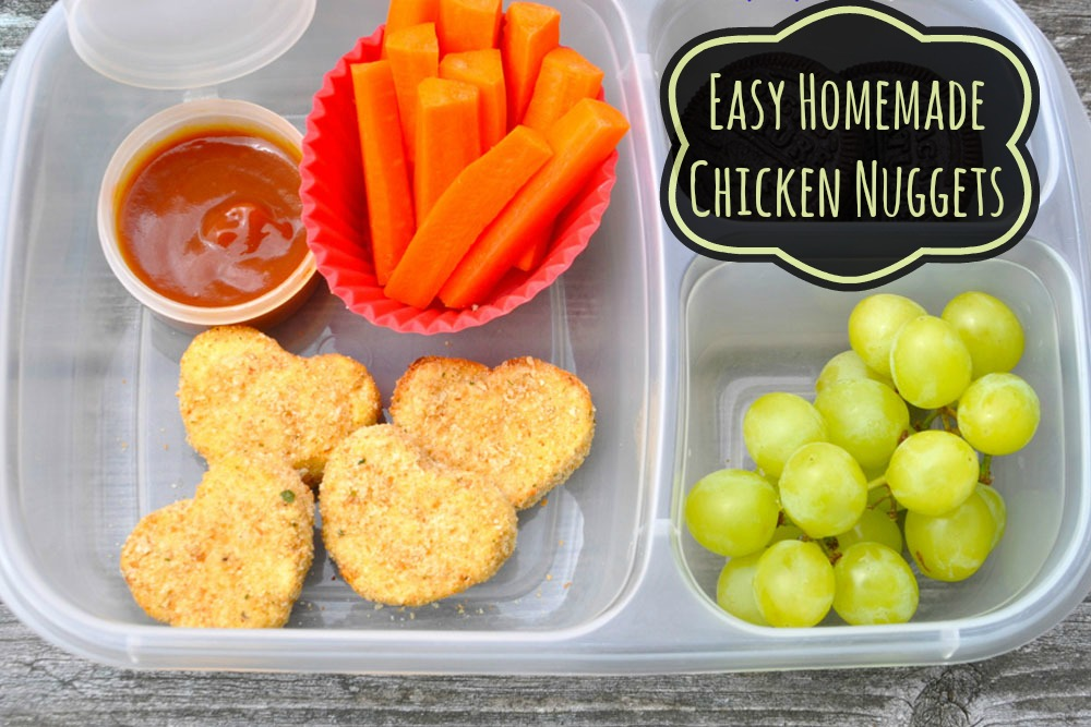 Chip clipart chicken nugget. Healthy homemade nuggets recipe