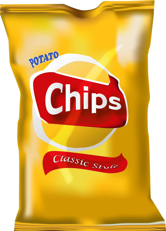 Chips clipart bag chip. Of png wwwpixsharkcom images