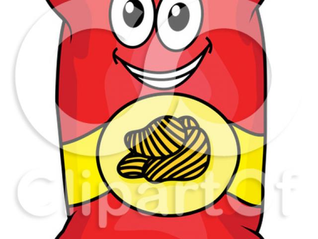Free potato chips download. Chip clipart chip wrapper