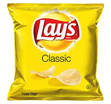 Lay s potato chips. Chip clipart chip wrapper