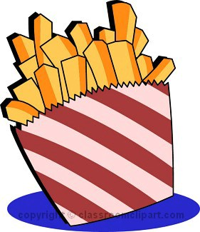 Chips clipart hot chip. Clip art library