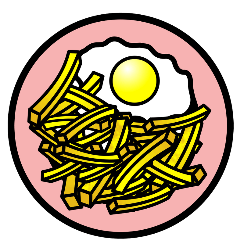 Eggs chip