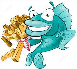 Chip clipart fish. Free and fries chips