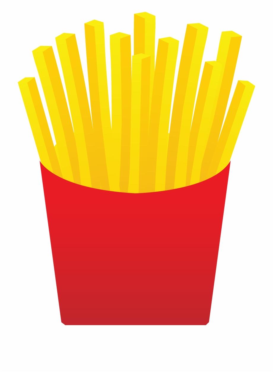 Chip clipart french. Potato clip art fries
