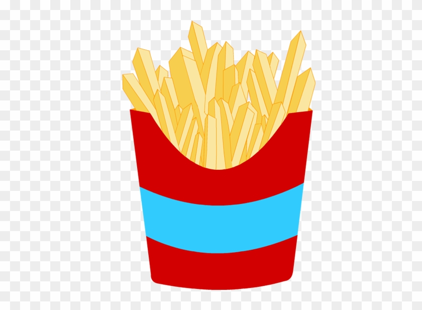 Chip clipart french. Fries chips
