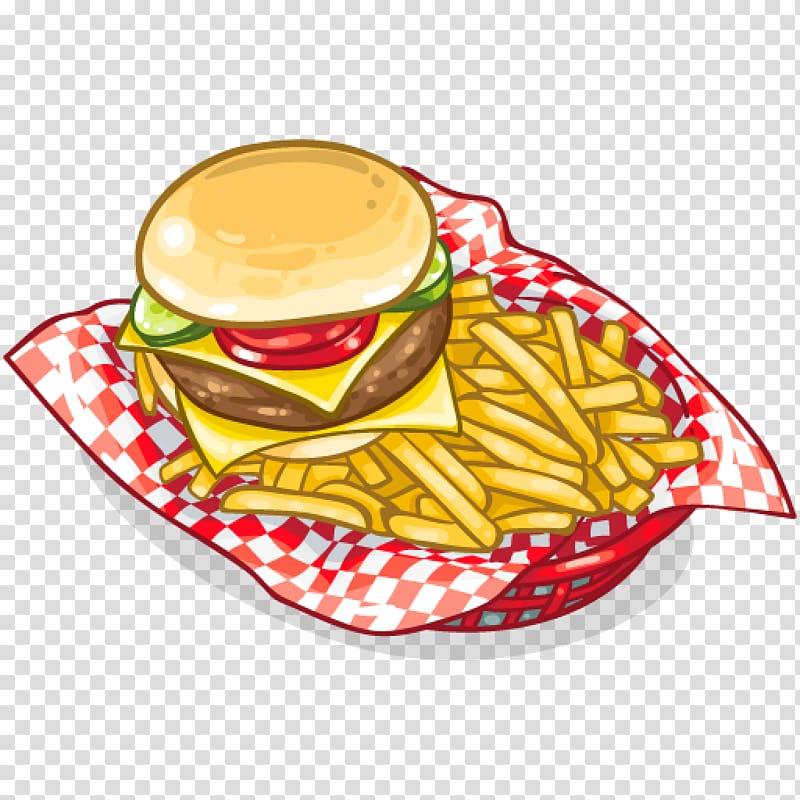 Milkshake fish and french. Chips clipart hamburger