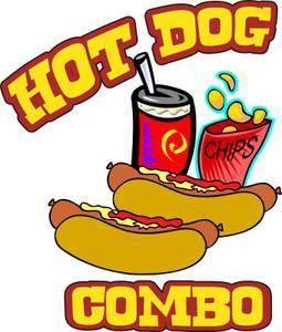 Chip hotdog