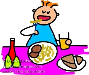 Chip clipart juice. Image of a hungry