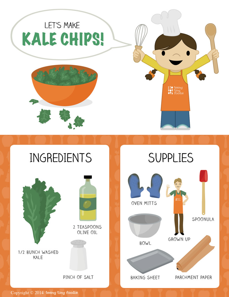 Teeny tiny foodie award. Chip clipart kid
