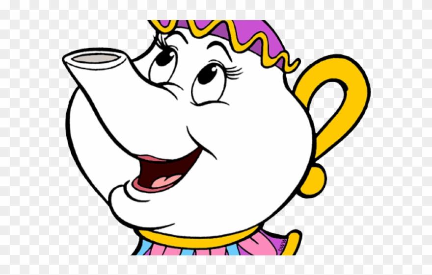 Chip clipart mrs potts. Teapot png transparent