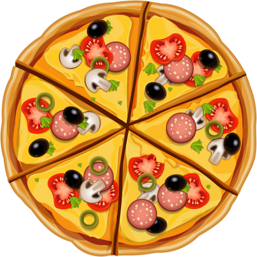 Chips clipart pizza. Free on dumielauxepices net