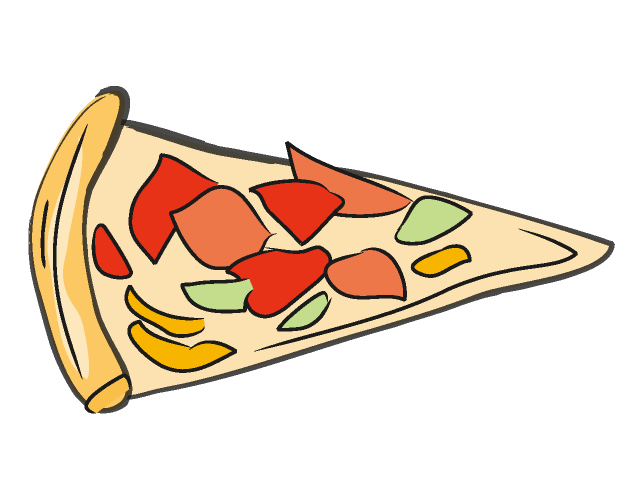 Clip art cartoon panda. Chip clipart pizza