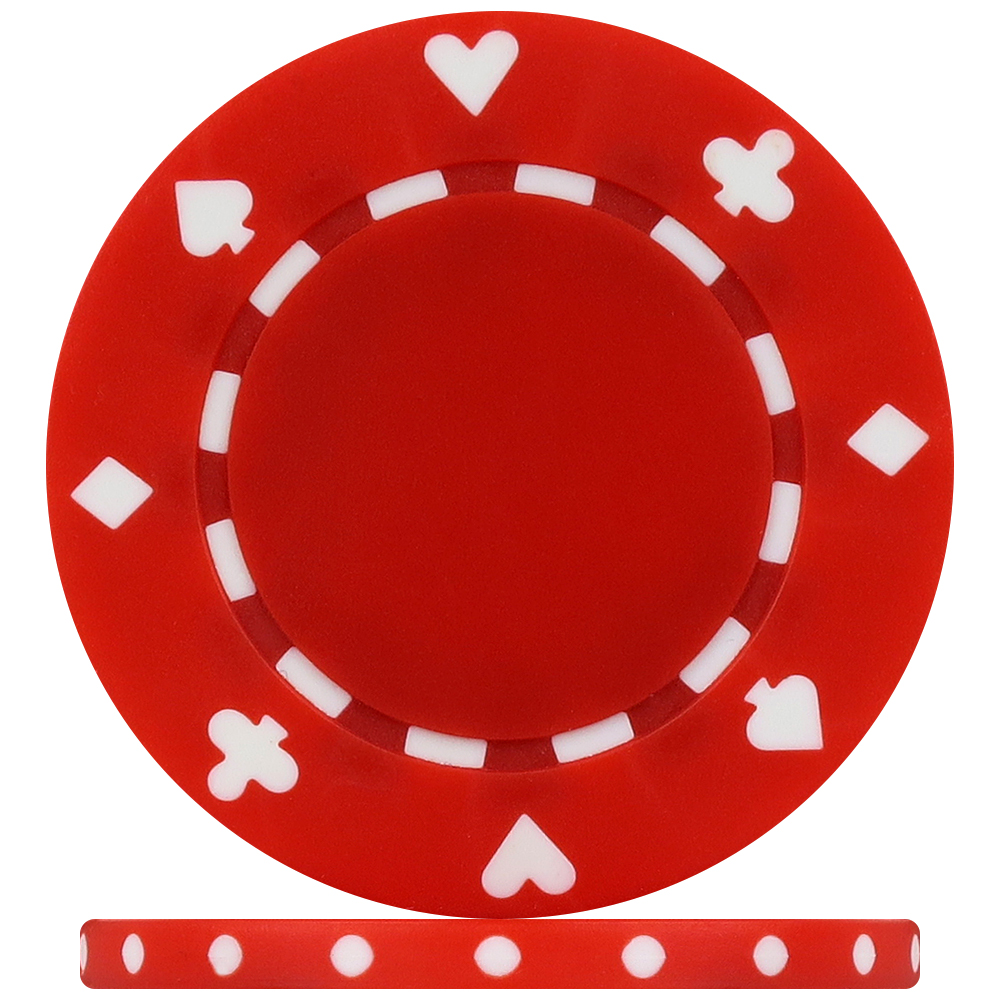 High quality suited piece. Chip clipart poker