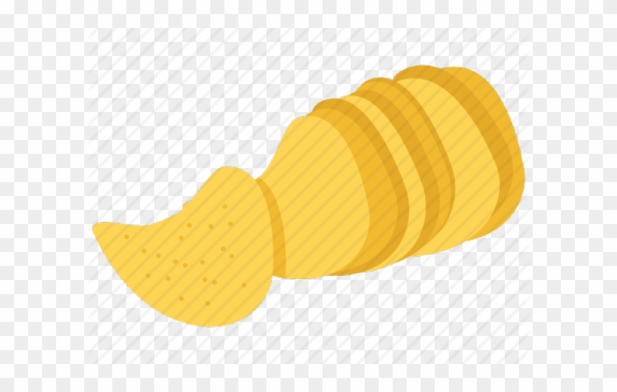 Chip clipart potato chip. Chips snack icon png