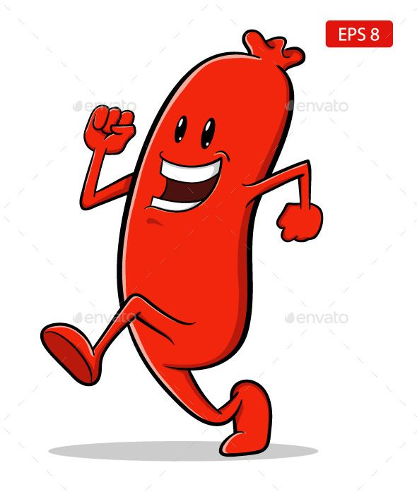 best images on. Chips clipart sausage