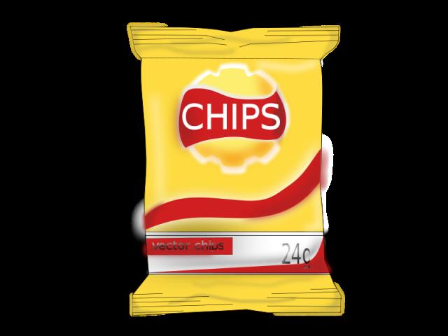 Chips clipart single. Potato farm free on