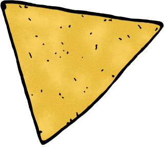 Chips clipart single. Nacho chip cliparts zone