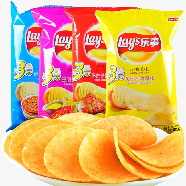 Chips clipart snack. Potato foods snacks get