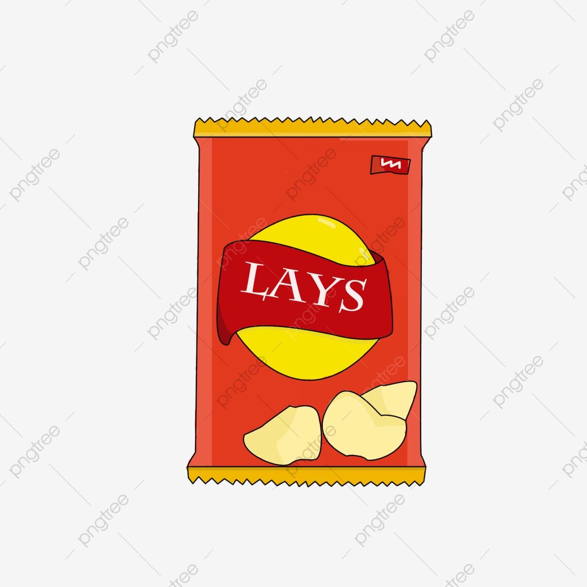 Potato snacks golden png. Chips clipart snack