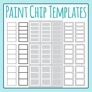 chip clipart template