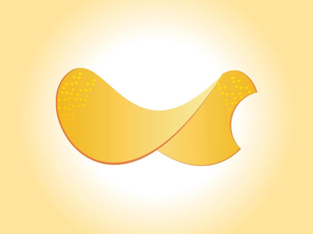 Chip clipart vector. Potato chips pringles pencil