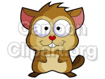 Chipmunk cartoon