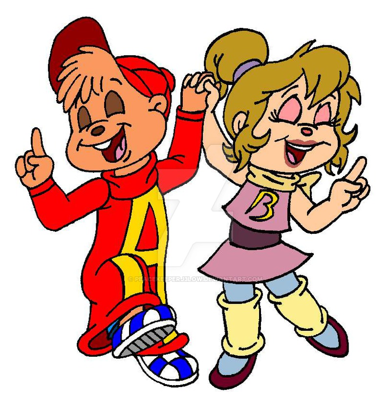 Dance alvin and brittany. Chipmunk clipart dancing