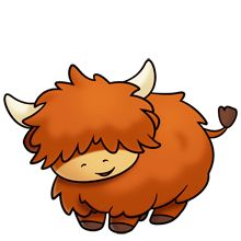 It s so fluffy. Chipmunk clipart kawaii