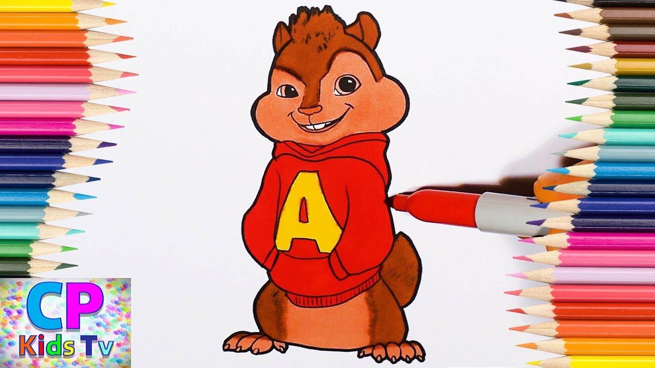 Chipmunk clipart kid. Alvin and the chipmunks