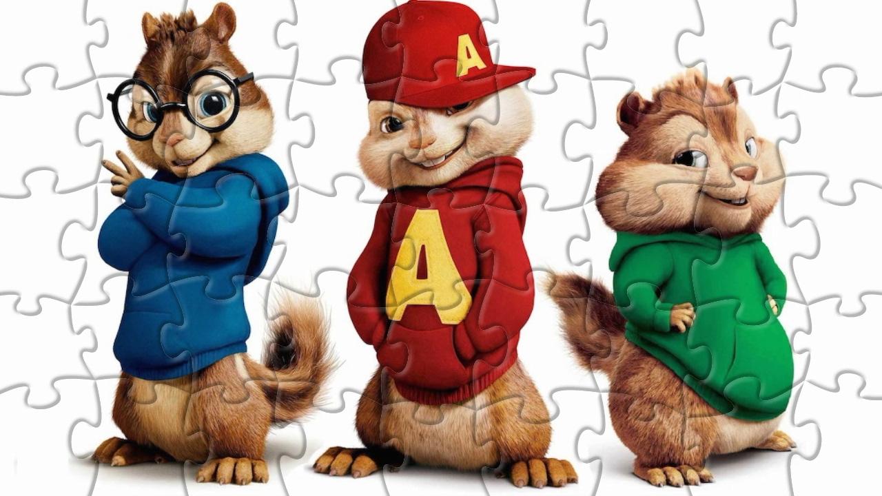 Alvin and the chipmunks. Chipmunk clipart kid
