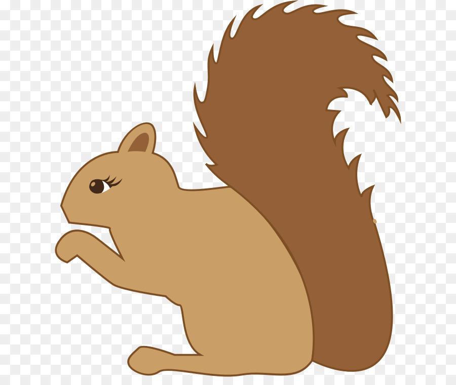Chipmunk clipart squirrel tail. Silhouette clip art png