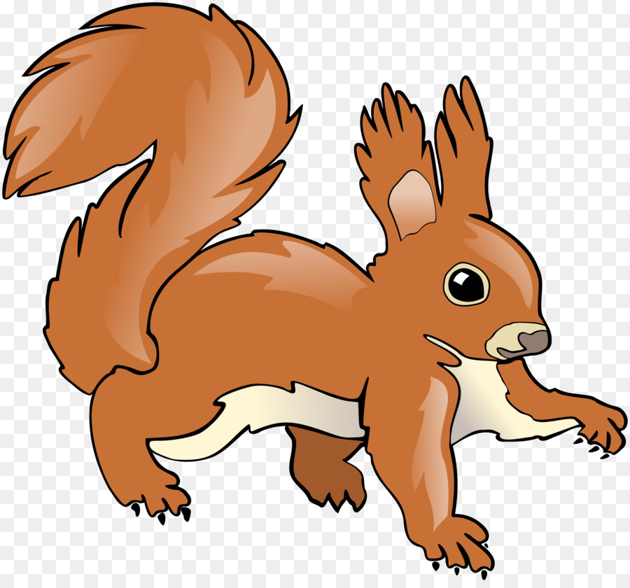 Chipmunk clipart squirrel tail. Hare rodent clip art