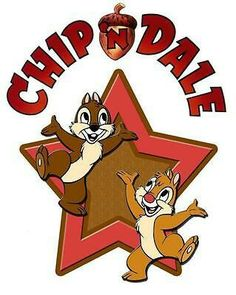 Chips clipart animated. Disney chip and dale