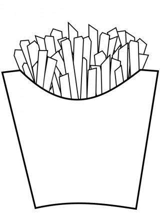 Letters pencil in color. Chips clipart black and white