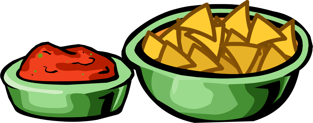 Club penguin wiki fandom. Chips clipart bowl chip